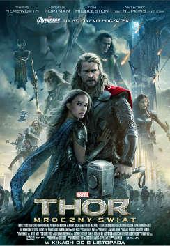 Thor: Mroczny świat 3D - dubbing