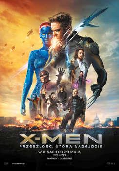 X-Men: Przeszłość, która nadejdzie 3D / dubbing