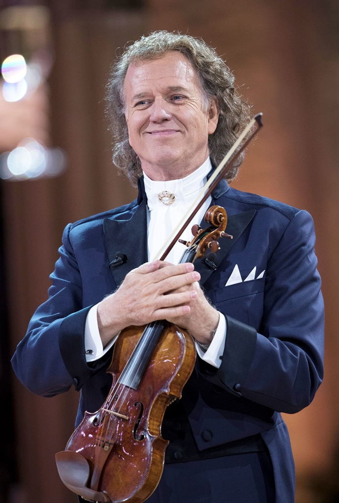 Andre Rieu: Koncert w Maastrichcie