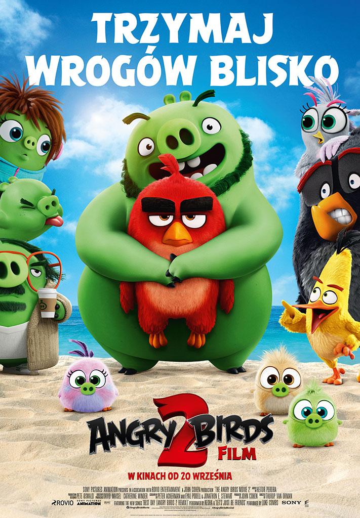 Angry Birds 2 Film - pokaz specjalny dla posiadaczy Karty Rodzina do Kina