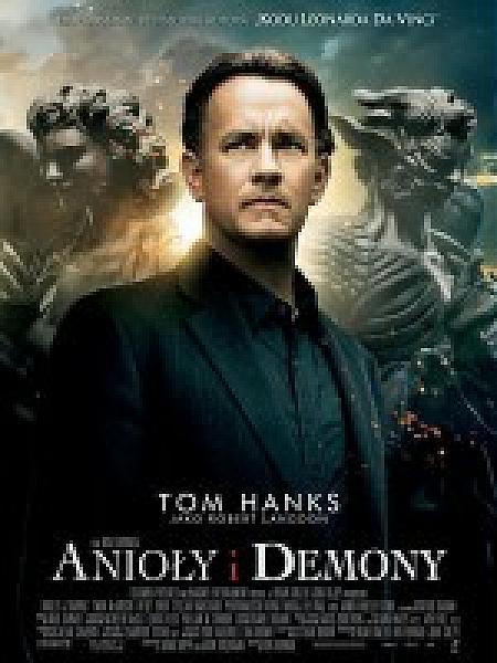 Anioły i demony - kopia cyfrowa