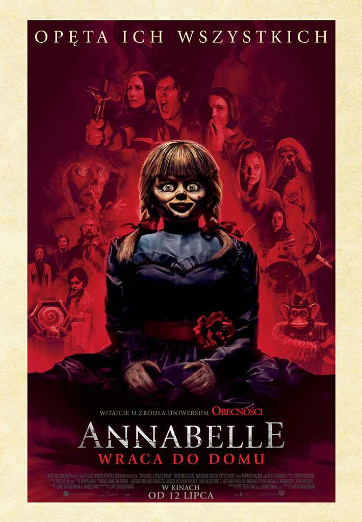 Annabelle wraca do domu (Hit za 14,90)