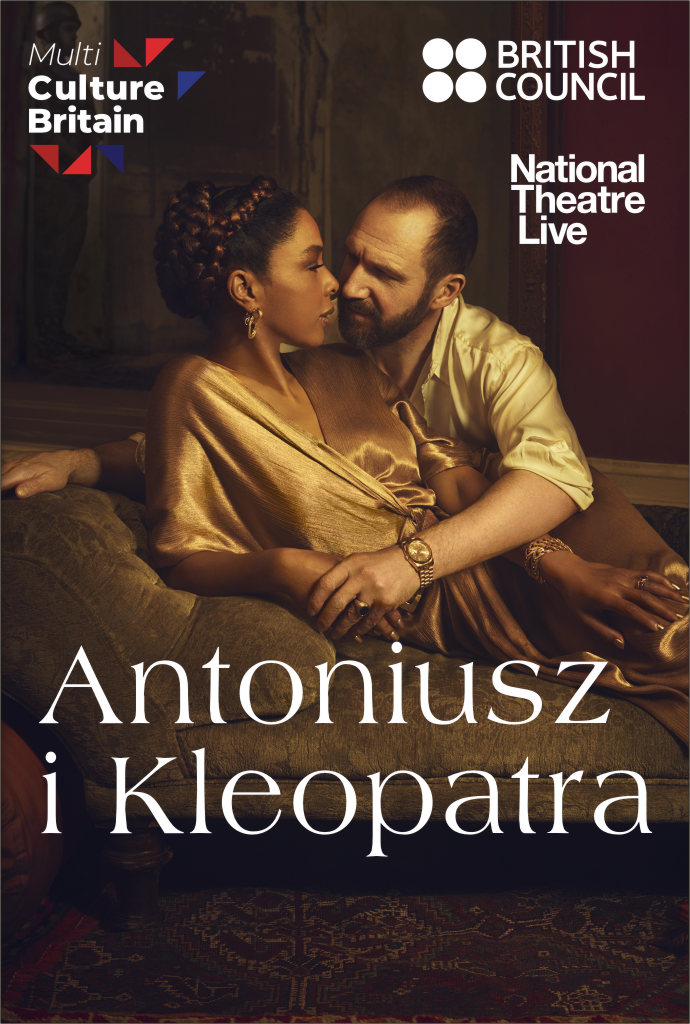 National Theatre Live: Antoniusz i Kleopatra