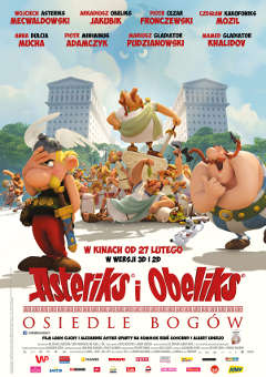 Asteriks i Obeliks: Osiedle bogów 3D