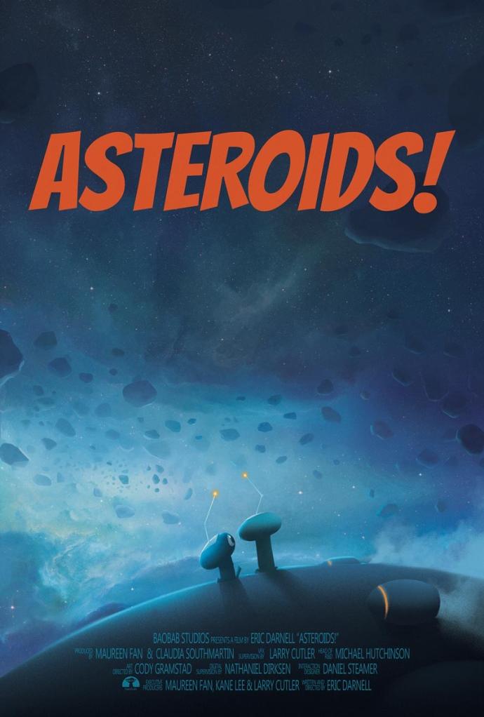 Multikino VR: Asteroids!