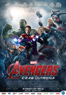 Avengers: Czas Ultrona 2D / dubbing