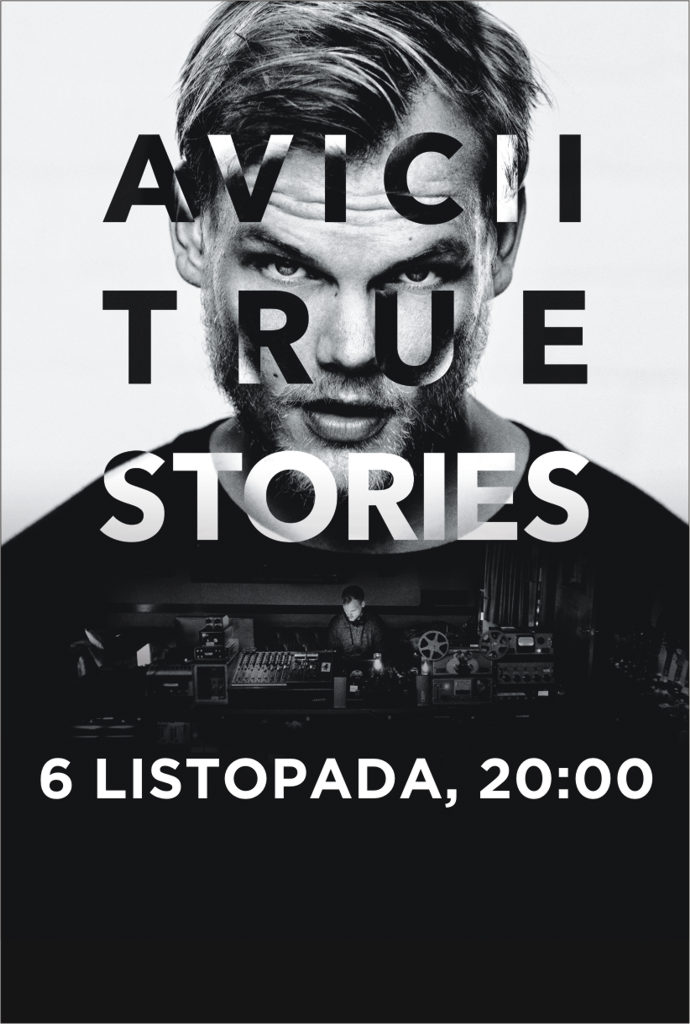 Bilety na: Avicii: True Stories