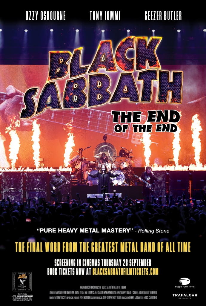 Bilety na: Black Sabbath: The End Of The End