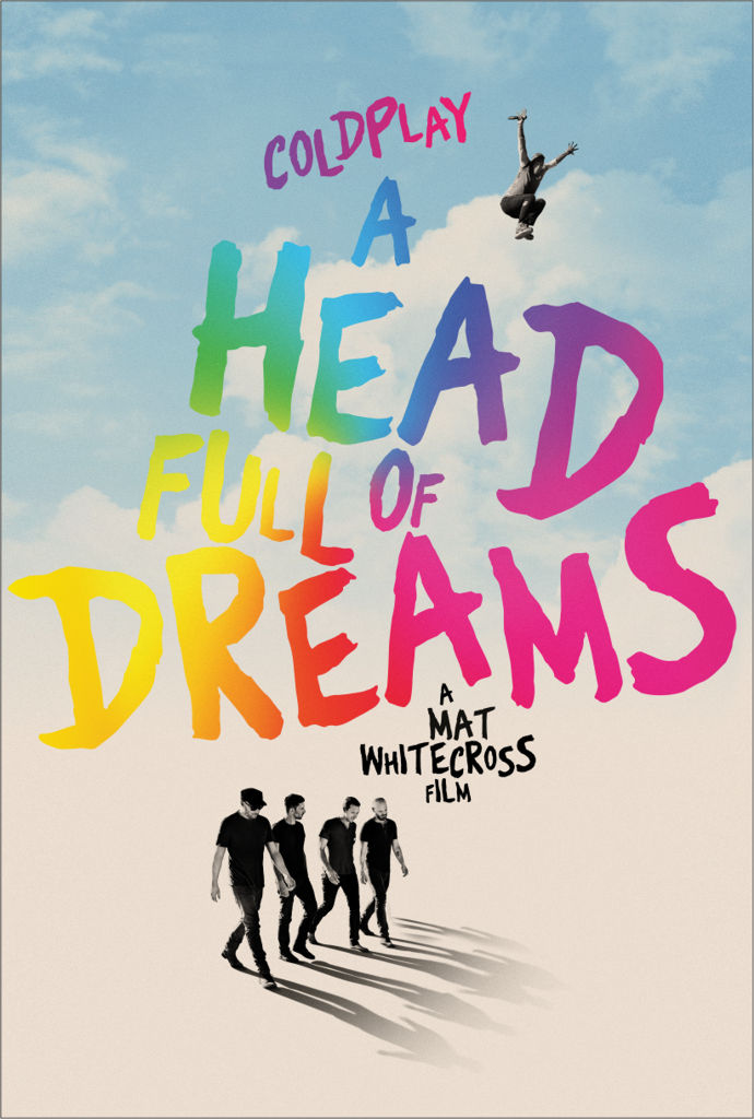 Bilety na: Coldplay: A Head Full of Dreams