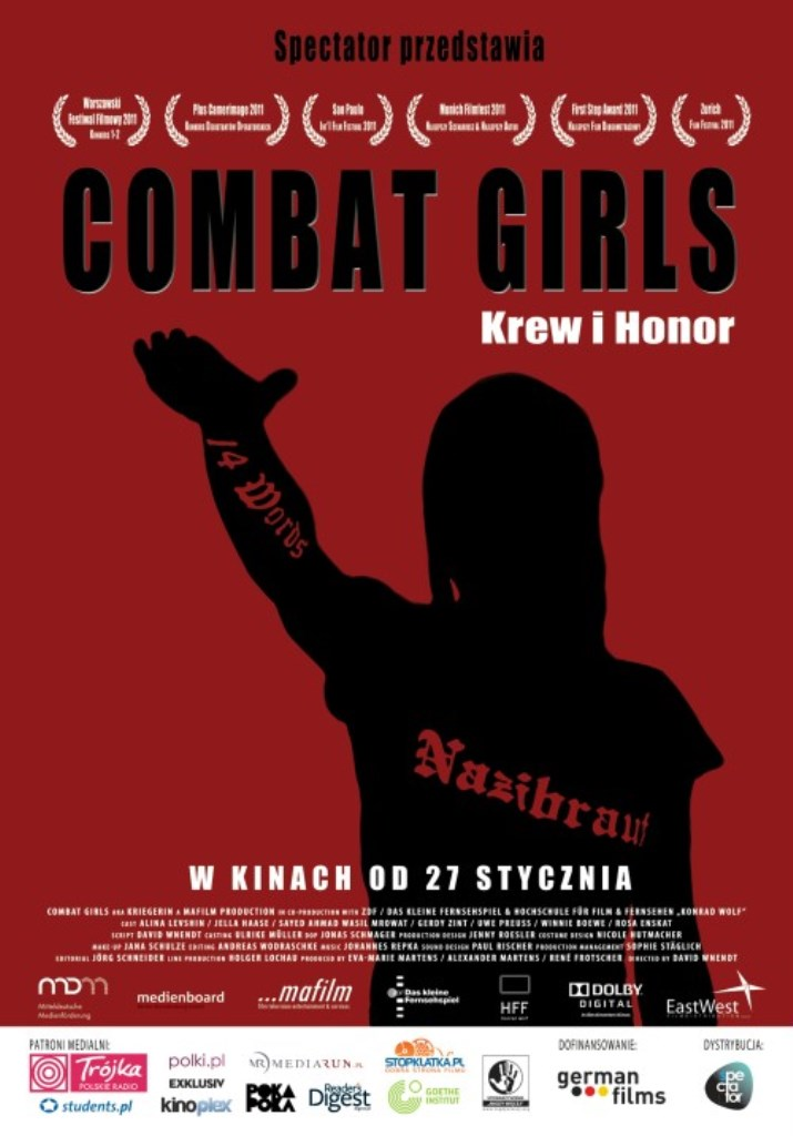 AFM /GM KL. III; SŚ/ Combat Girls. Krew i honor