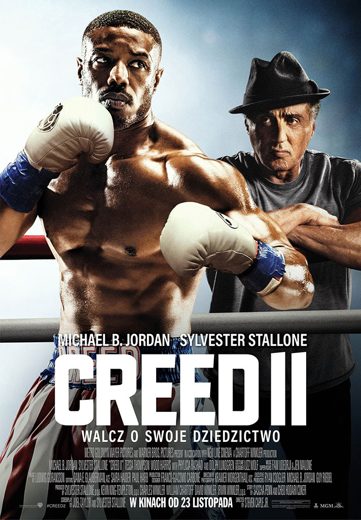 Bilety na: Creed II