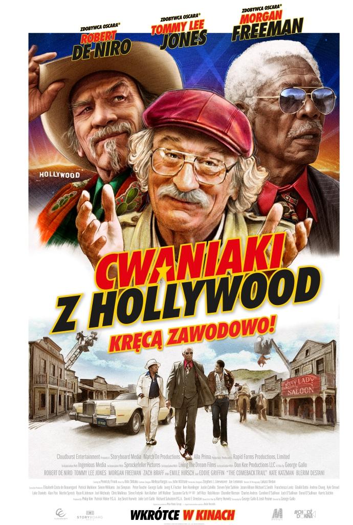 Cwaniaki z Hollywood