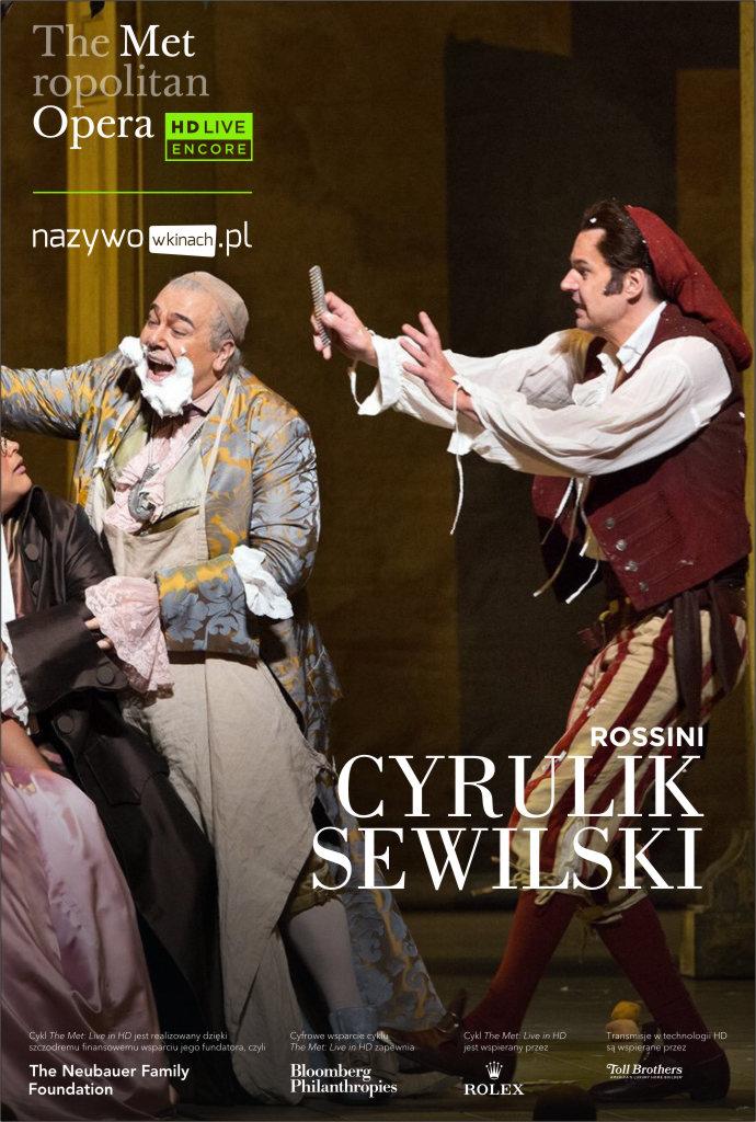 Met Opera: Cyrulik sewilski