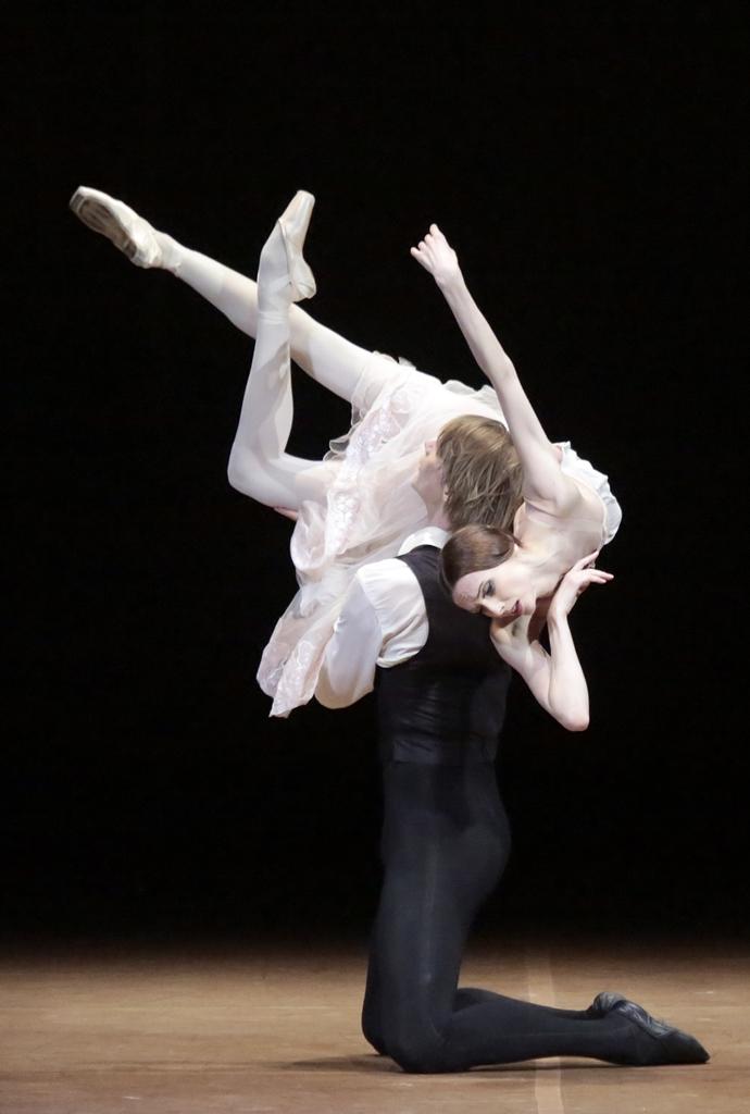 Balet Bolszoj: Dama kameliowa