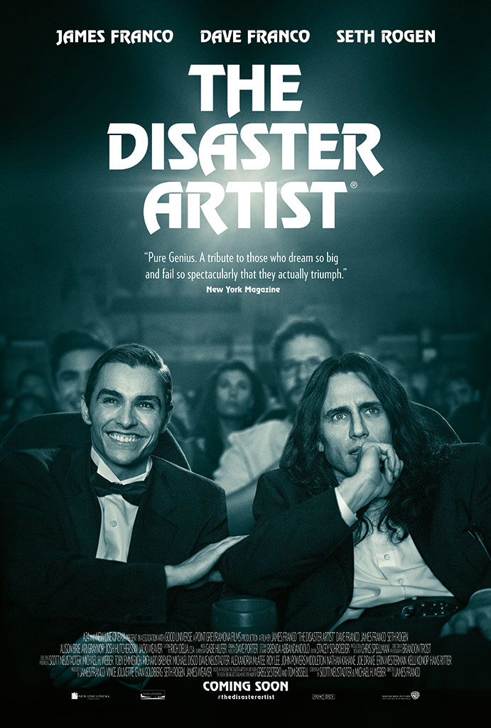 Bilety na: The Disaster Artist
