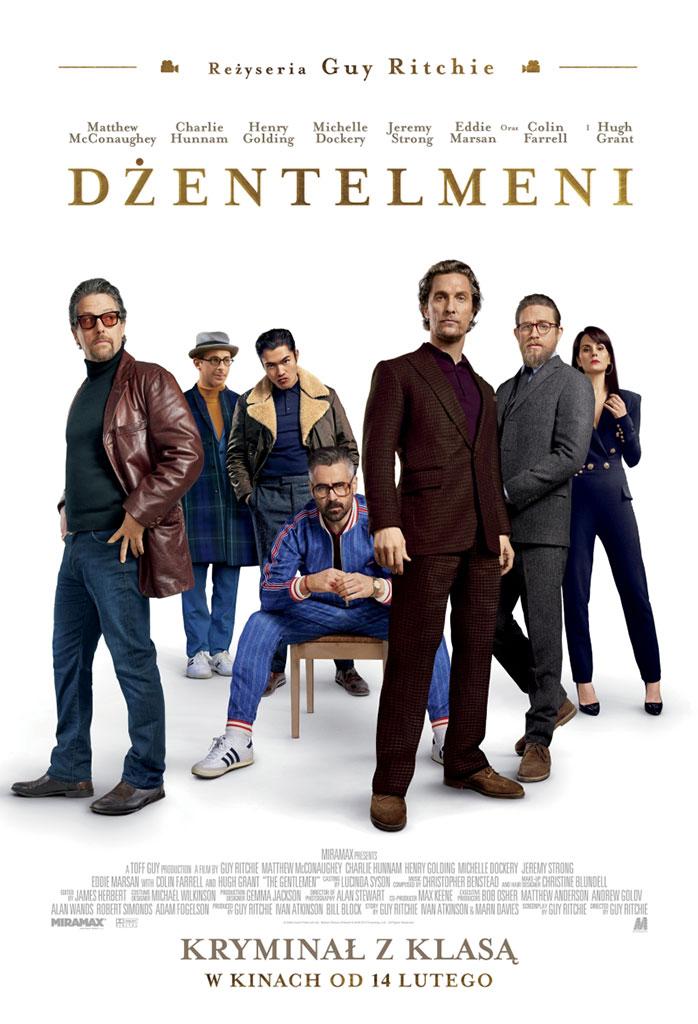 Dżentelmeni (Hit za 14,90)