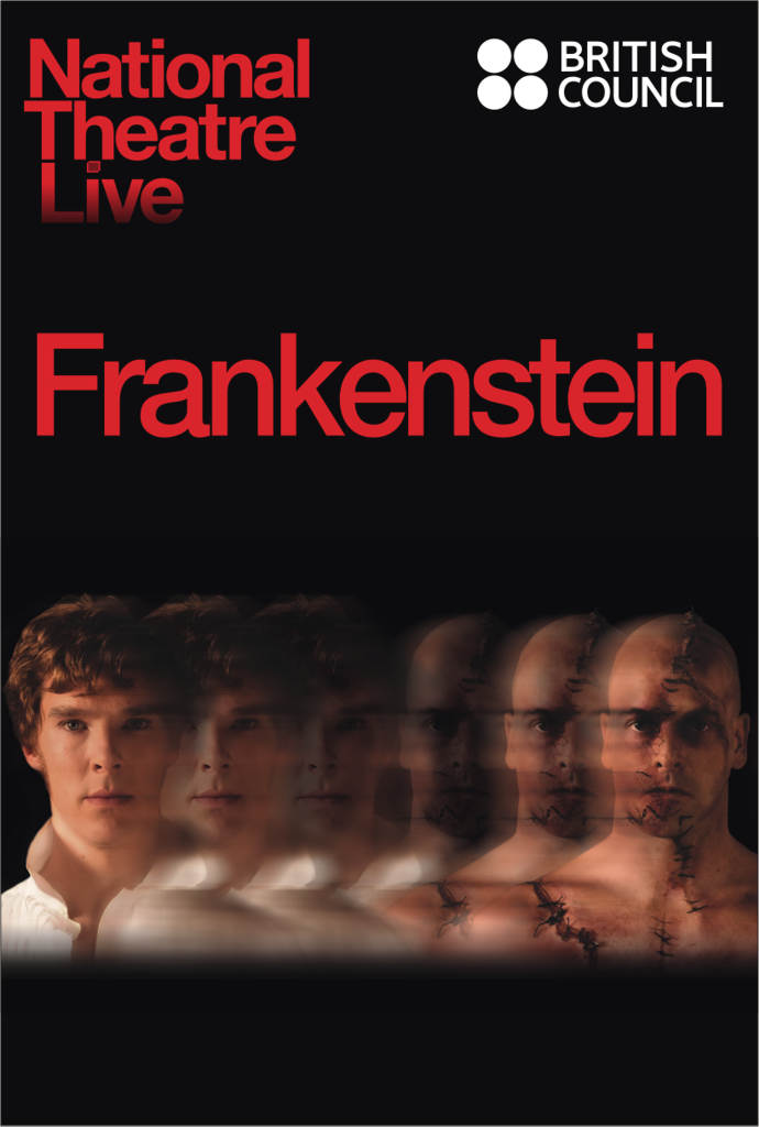 Bilety na: National Theatre Live: Frankenstein - Benedict Cumberbatch jako Monstrum
