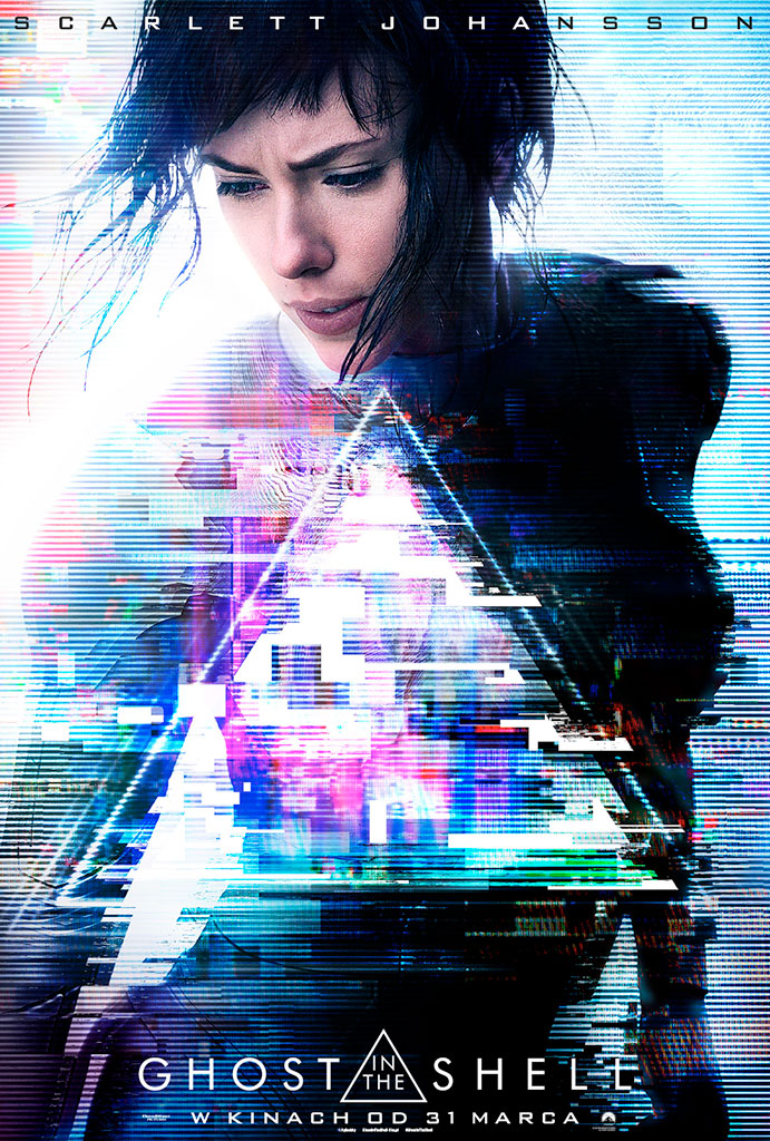 Bilety na: Ghost In the Shell
