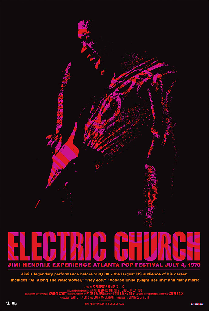 Bilety na: Jimi Hendrix: Electric Church