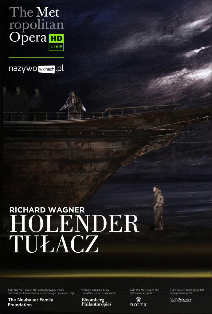 Met Opera: Holender tułacz LIVE
