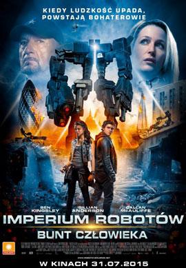 Imperium robotów. Bunt człowieka / dubbing