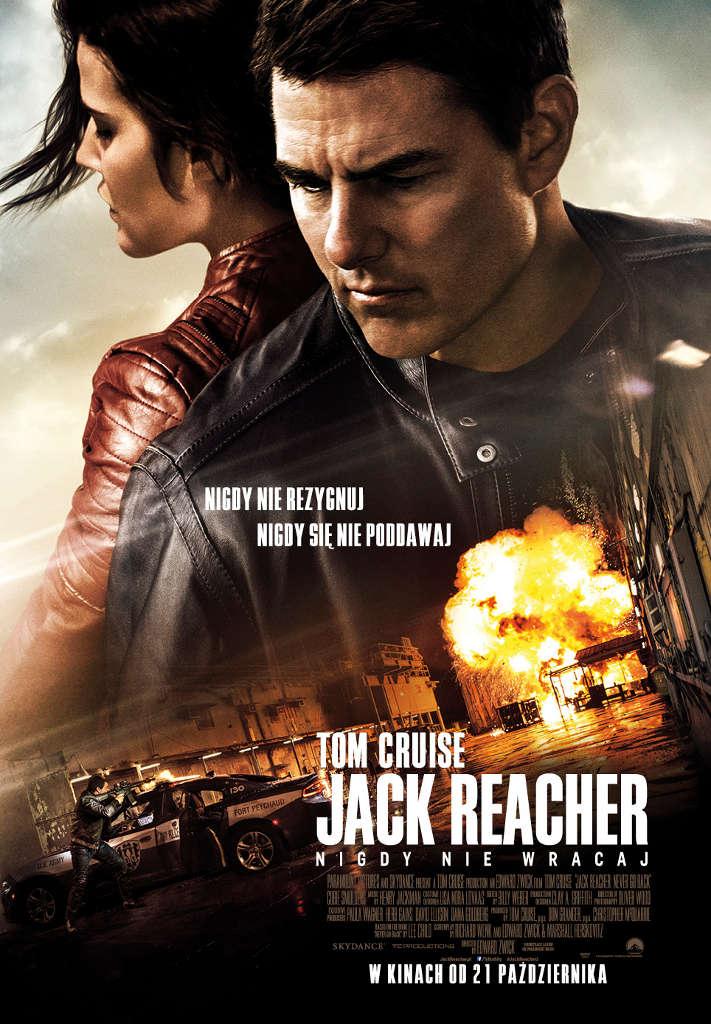 Oglądaj Jack Reacher: Nigdy nie wracaj (2016) Online za darmo