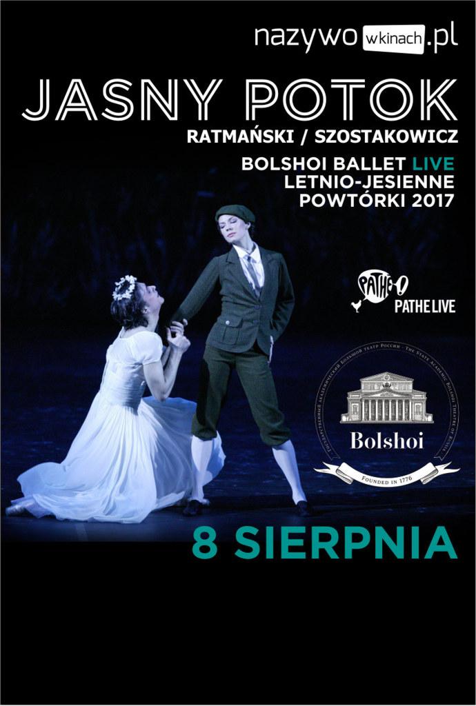 Balet Bolszoj: Jasny potok