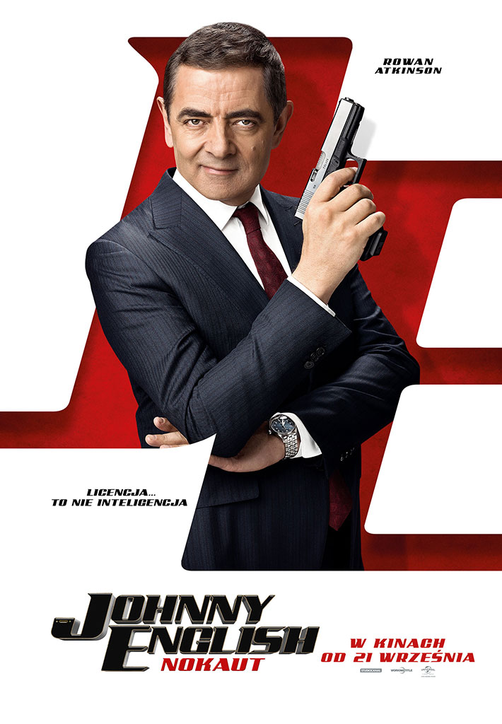 Bilety na: Johnny English: Nokaut