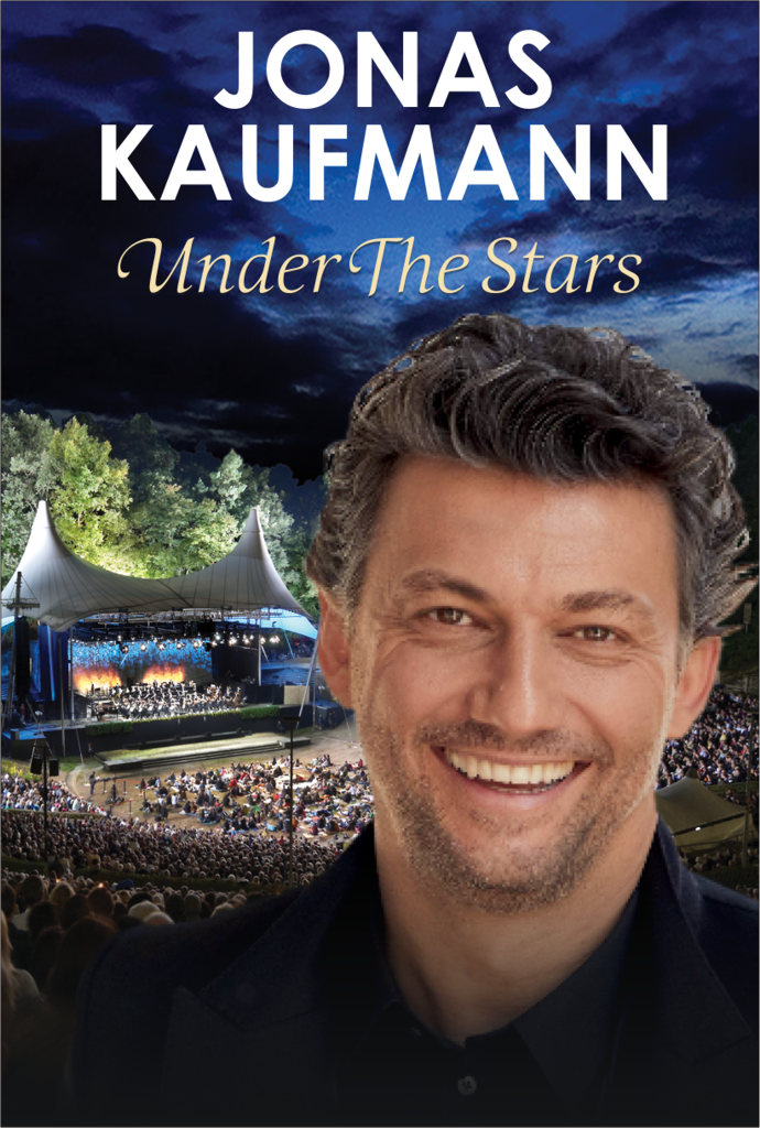 Bilety na: Jonas Kaufmann - Under the Stars