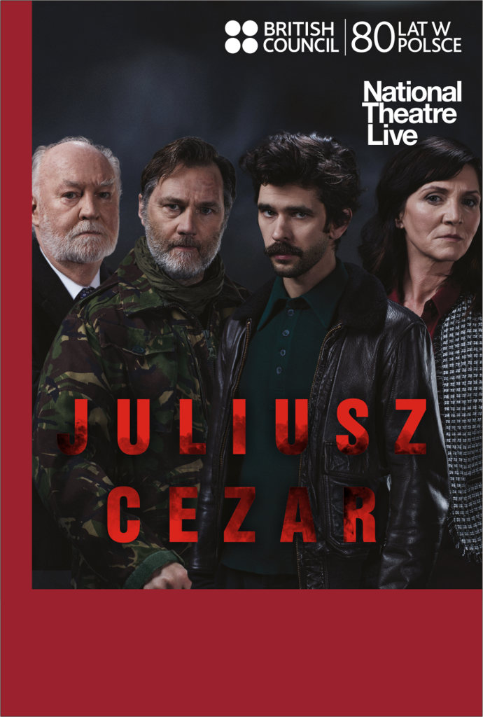 Bilety na: National Theatre Live: Juliusz Cezar