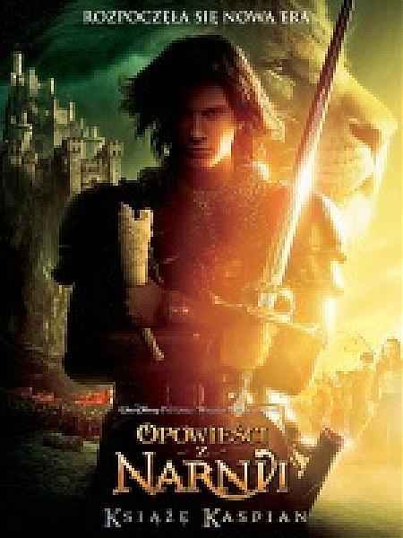 Opowieści z Narnii: Książę Kaspian - napisy