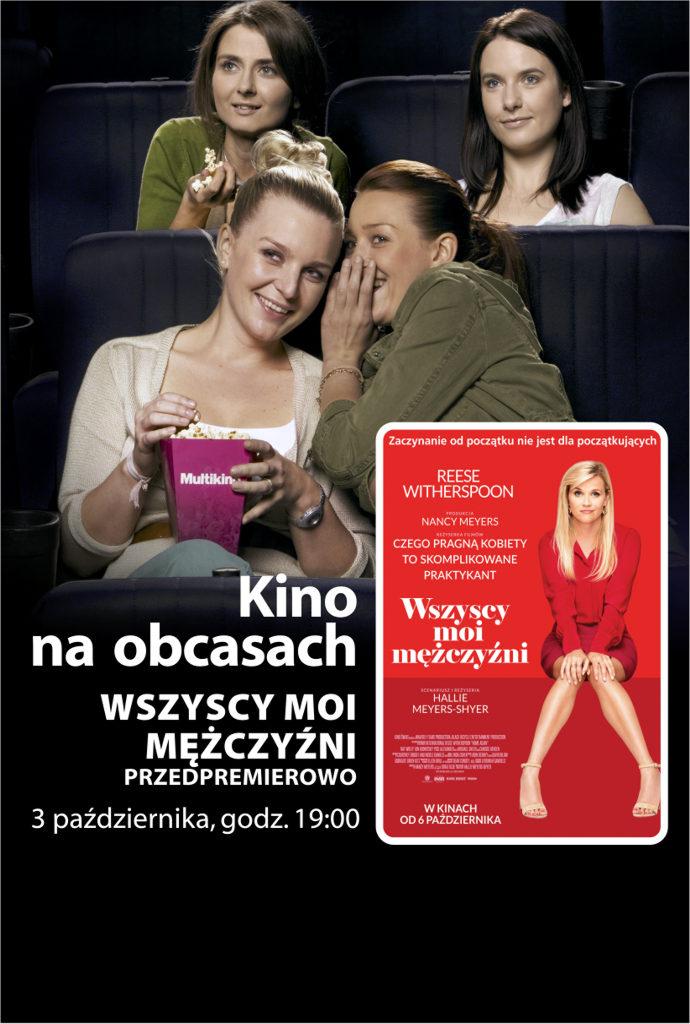 Kino na Obcasach: Wszyscy moi mężczyźni