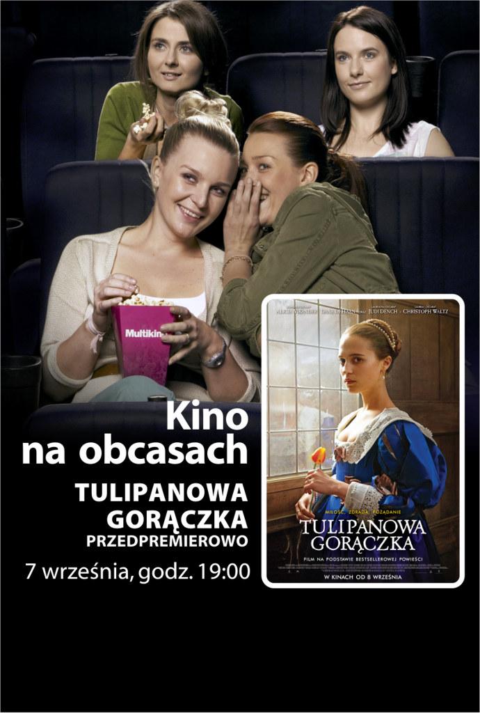 Kino na Obcasach: Tulipanowa gorączka