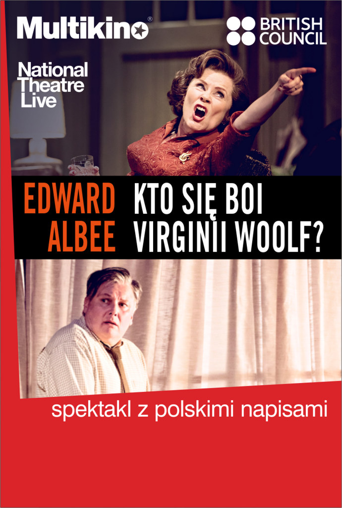 National Theatre Live: Kto się boi Virginii Woolf?