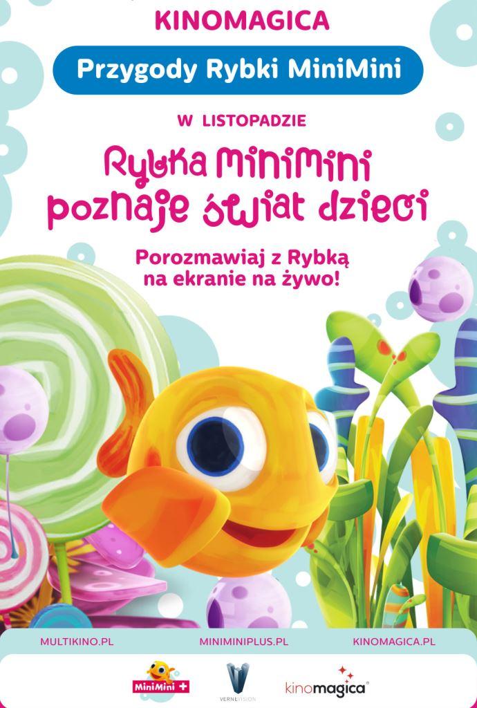 KinoMagica: Przygody Rybki MiniMini