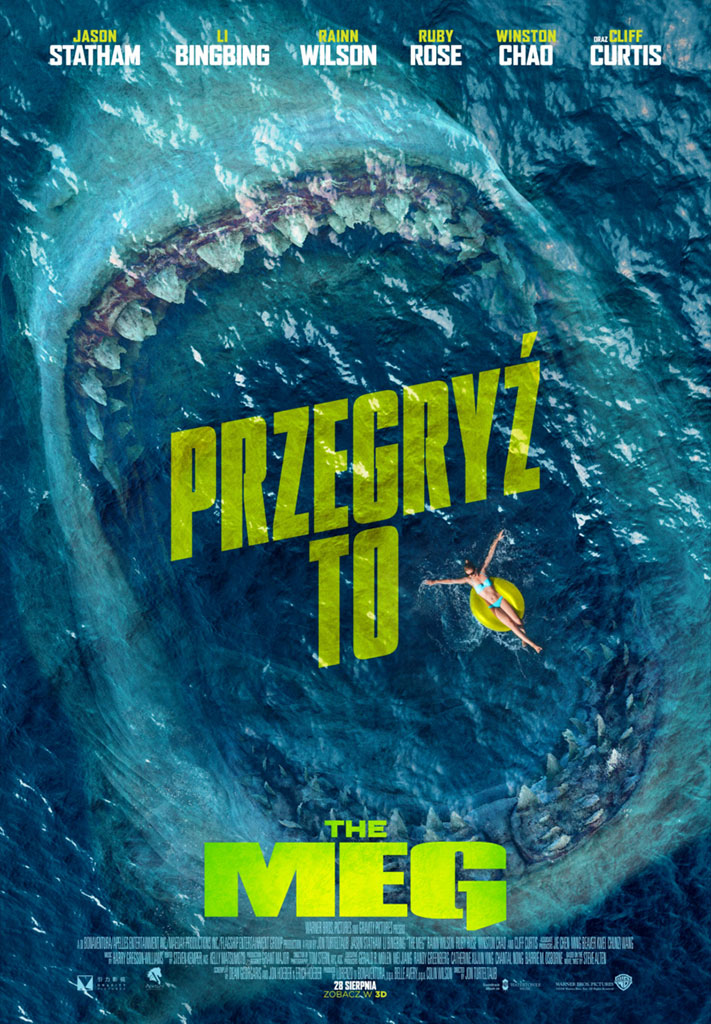 Bilety na: The Meg