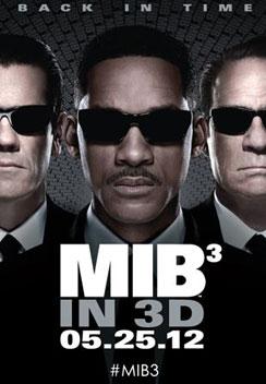 Faceci w czerni 3 3D