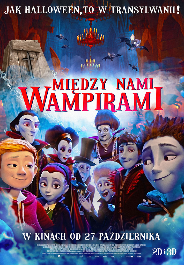 Między nami wampirami
