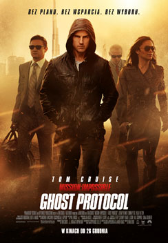 Mission Impossible: The Ghost Protocol