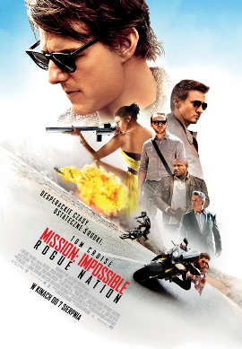 Mission: Impossible. Rogue Nation / ATMOS Extreme