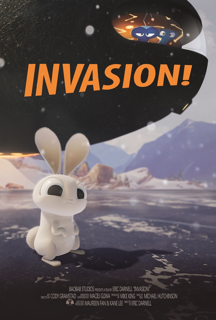 Multikino VR: Invasion
