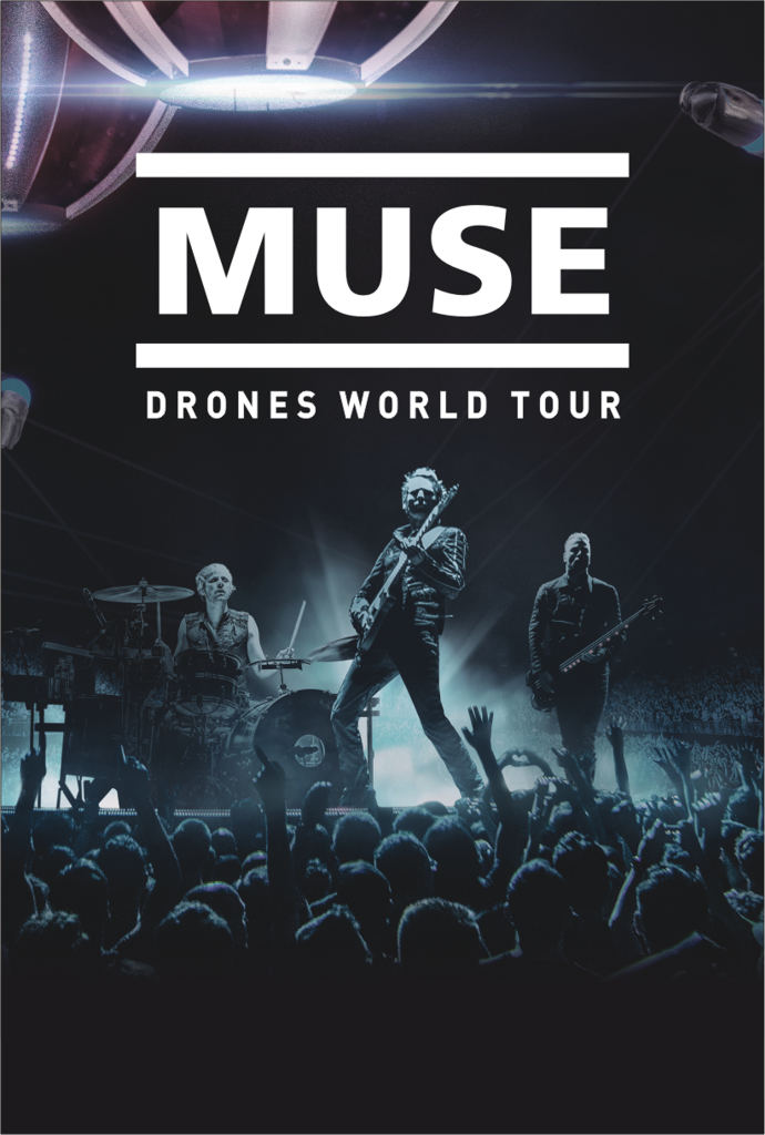 Bilety na: MUSE: Drones World Tour