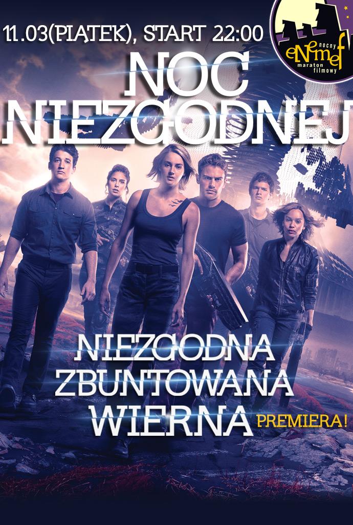 ENEMEF: Noc Niezgodnej z premierą Wiernej