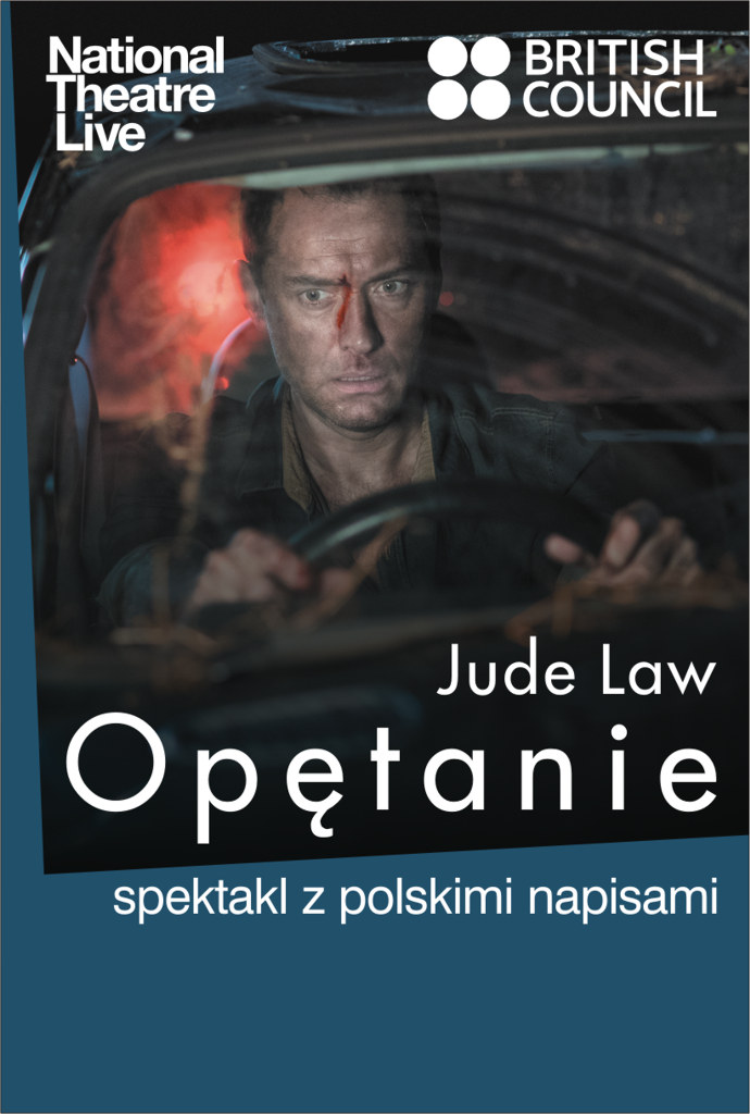 Bilety na: National Theatre Live: Opętanie z Jude'em Law