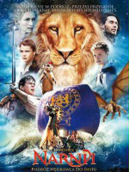 Opowieści z Narnii: Podróż Wędrowca do Świtu 3D - dubbing