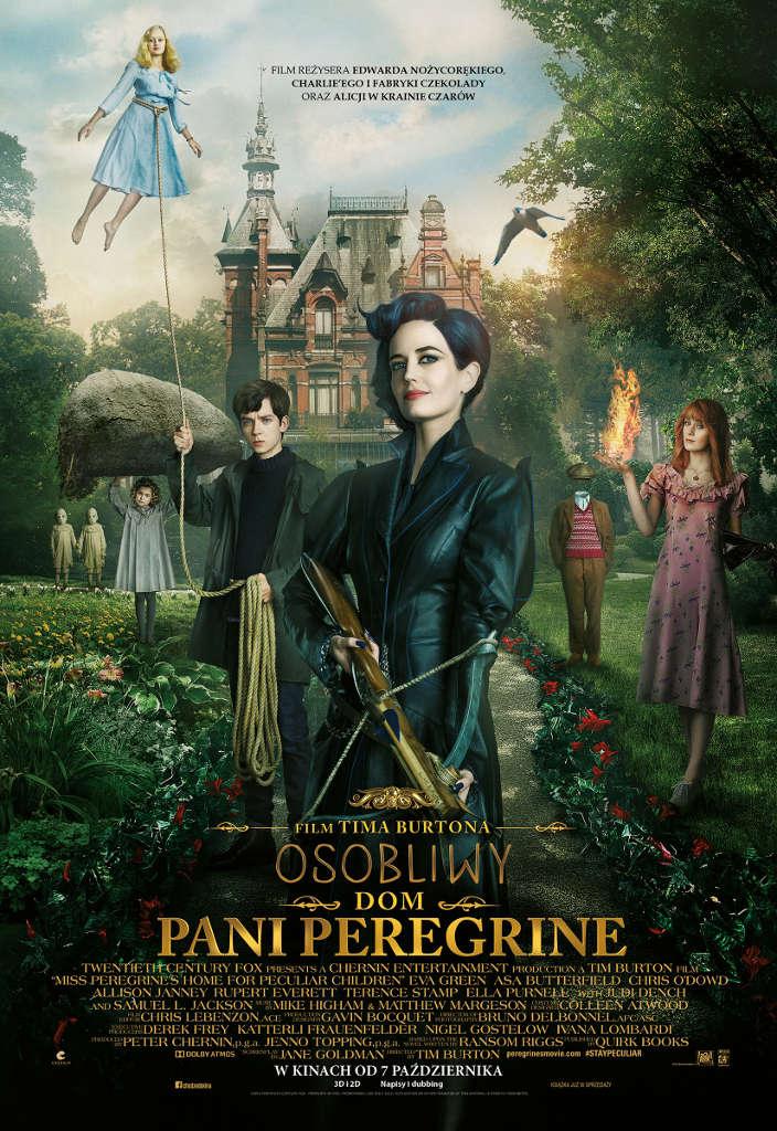 Osobliwy dom Pani Peregrine
