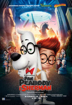 Pan Peabody i Sherman 3D