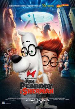 Pan Peabody i Sherman 3D