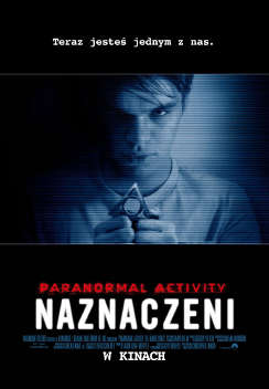 Paranormal Activity: Naznaczeni