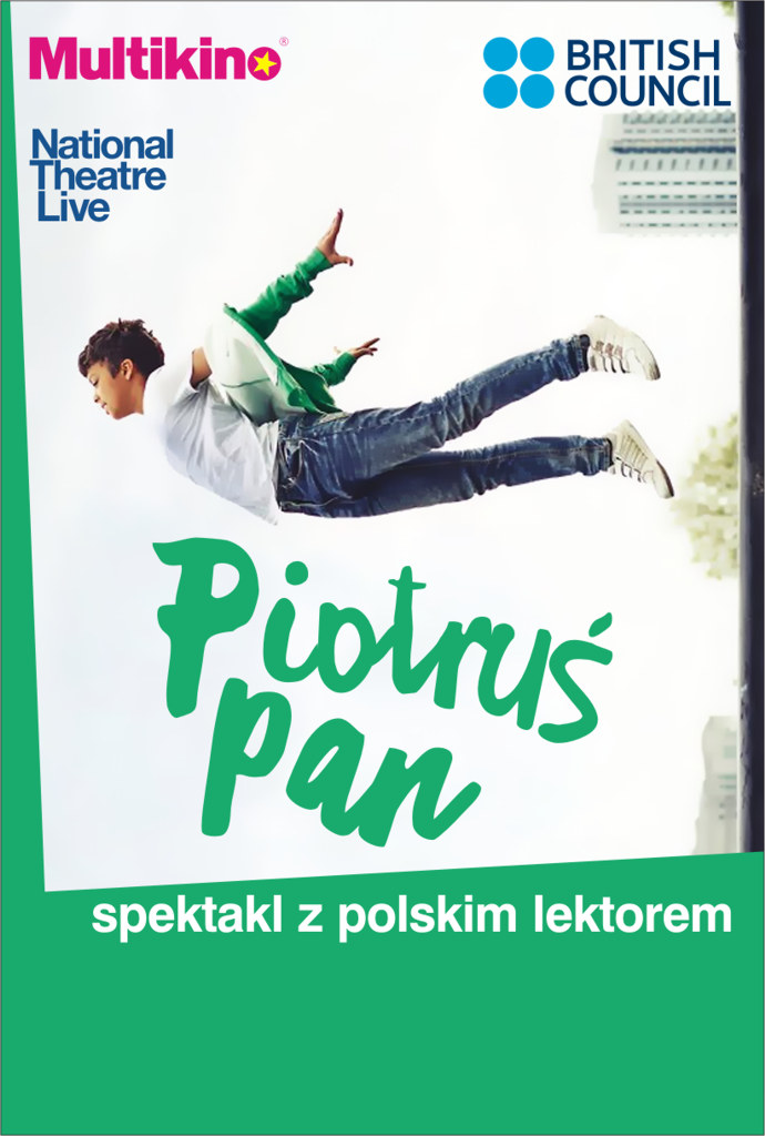 Bilety na: National Theatre Live: Piotruś Pan
